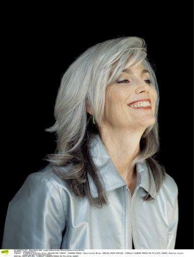 Cheveux gris a 50 ans
