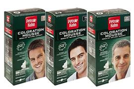 shampoing colorant cheveux blancs pour homme. Black Bedroom Furniture Sets. Home Design Ideas